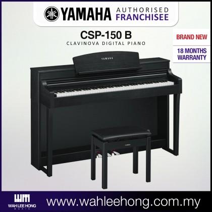 Yamaha Clavinova CSP-150 BK (CSP150 / CSP 150) *PRE ORDER