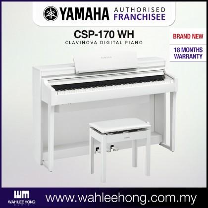 Yamaha Clavinova CSP-170 WH (CSP170 / CSP 170) *PRE ORDER*