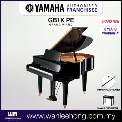 Yamaha Baby Grand Piano GB1K PE (GB1KPE)
