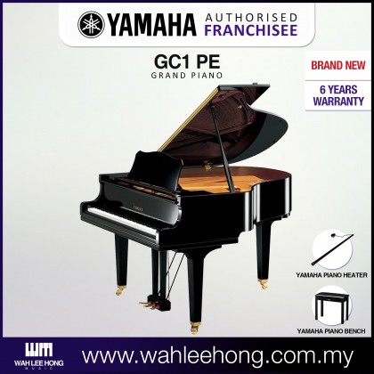 Yamaha Grand Piano GC1 PE (GC1PE)