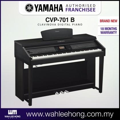 Yamaha Clavinova CVP-701 BK (CVP701 / CVP 701) *PRE ORDER*