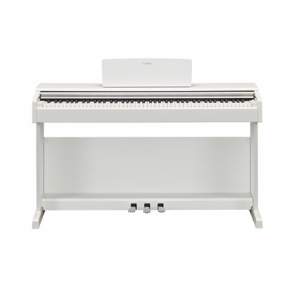 Yamaha Arius YDP-144 88-Keys Digital Piano with Piano Bench - White (YDP144 / YDP 144) *PRE ORDER*