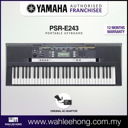Yamaha PSR-E243 61-Keys Portable Keyboard (PSRE243 / PSR E243)