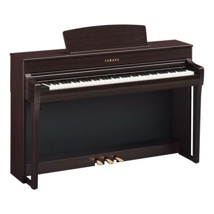 Yamaha Clavinova CLP-745 Digital Piano With Piano Bench - Rosewood (CLP745 / CLP 745) *PRE ORDER*