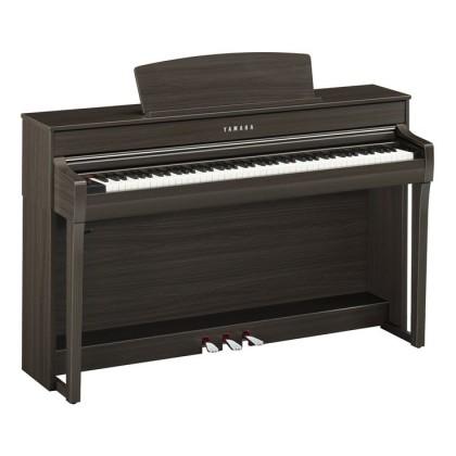 Yamaha Clavinova CLP-745 Digital Piano With Piano Bench - Dark Walnut (CLP745 / CLP 745) *PRE ORDER*