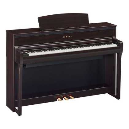 Yamaha Clavinova CLP-775 Digital Piano With Piano Bench - Rosewood (CLP775 / CLP 775) *PRE ORDER*