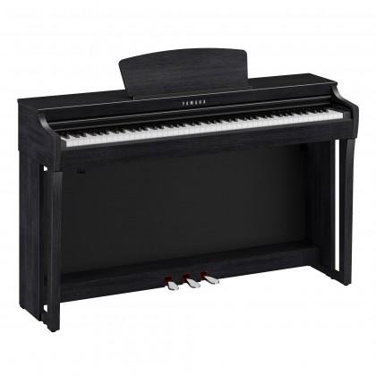 Yamaha Clavinova CLP-725 Digital Piano With Piano Bench - Black (CLP725 / CLP 725) *PRE ORDER*