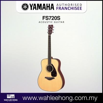 Yamaha FG720S Dreadnought Acoustic Guitar - Natural (FG-720S)