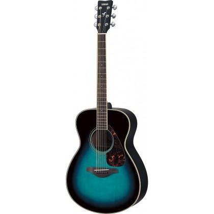 Yamaha FS720S Concert Acoustic Guitar - Cobalt Aqua (FS-720S)