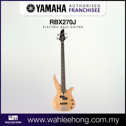 Yamaha RBX270J 4 String Electric Bass Guitar - Natural (RBX-270J)