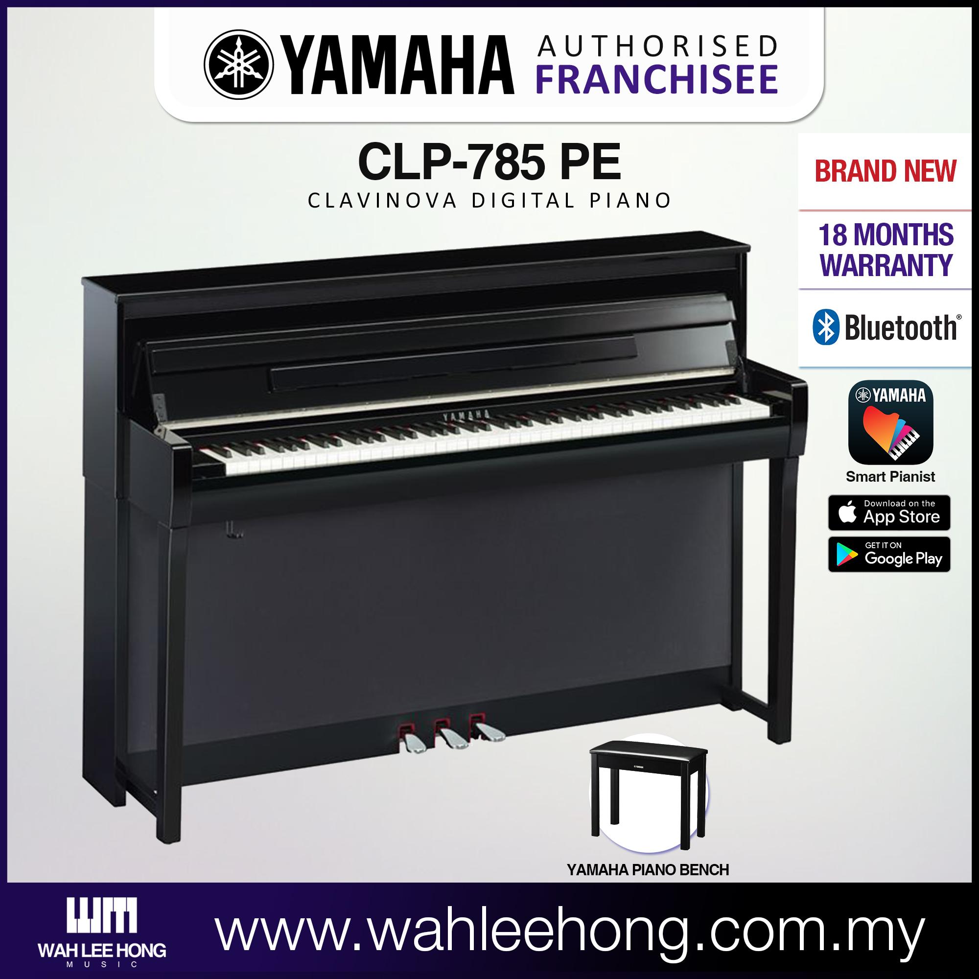 NEW Yamaha CVP CLP sustain pedal contact